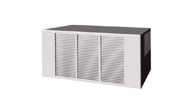 Roof mounted Air Conditioners IP54 · Delvalle Box