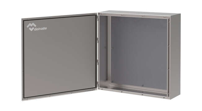 Stainless Steel Cabinet IP68 Luxor · Delvalle Box
