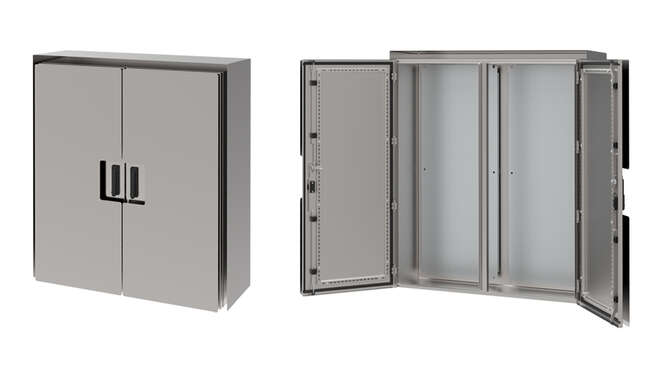 Sun Shield Enclosures IP66 · Delvalle Box