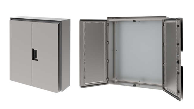 Sun Shield Enclosures Desert IP66 · Delvalle Box