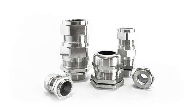 Cable Glands Atex Armoured Ex d/e IP68 · Delvalle Box