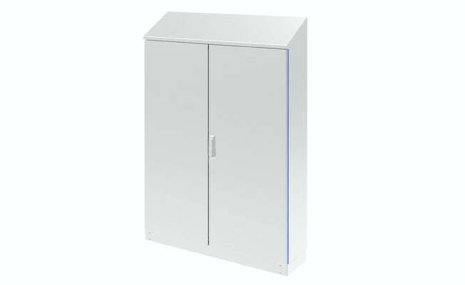 Electrical Enclosure Hygienic Tribeca IP69K · Delvalle Box