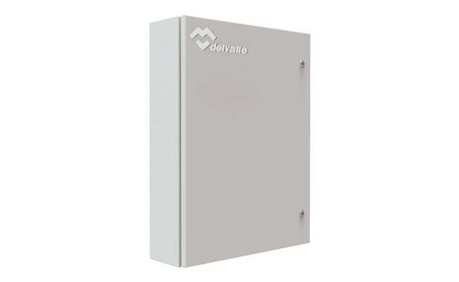 Wall Mounted Enclosure Luxor IP69K · Delvalle Box