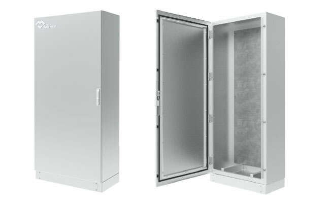 Free-Standing Enclosure Tribeca IP69K · Delvalle Box