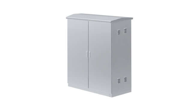 Stainless Steel Marshalling Kiosks IP66 · Delvalle Box