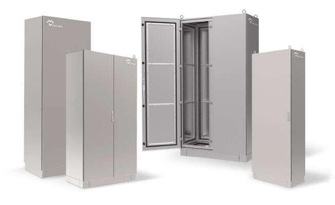 Stainless Steel Enclosures For Corrosion Environments · Delvalle Box