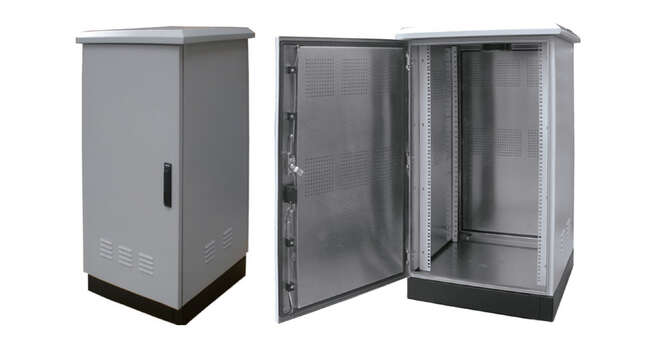 Rack Exterior Doble pared Termoaislado Tornado · Delvalle Box