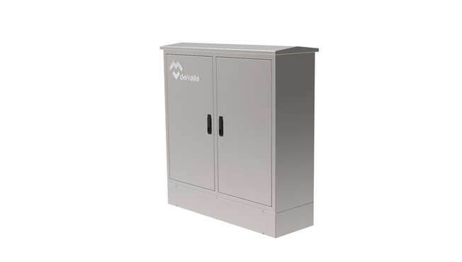 Outdoor Enclosures Tropico IP66 · Delvalle Box