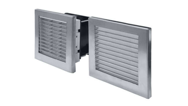 Filter Fans Stainless Steel Prius IP54-55 · Delvalle Box