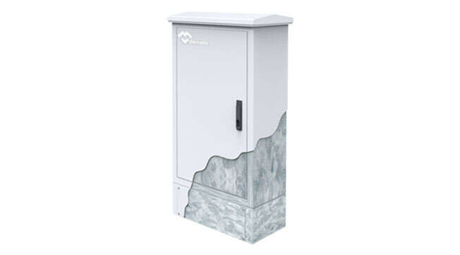 Galvanized Outdoor Cabinet Tropico IP66 · Delvalle Box