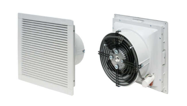Filter Fans Prius Thermoplastic · Delvalle Box