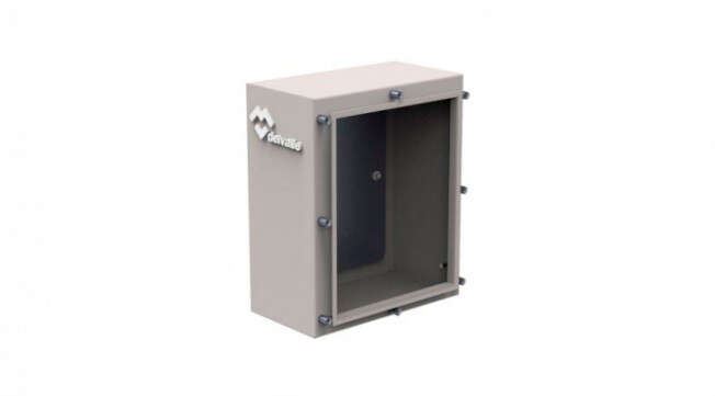 Junction Stainless Steel Goxes Geo IP67 · Delvalle Box