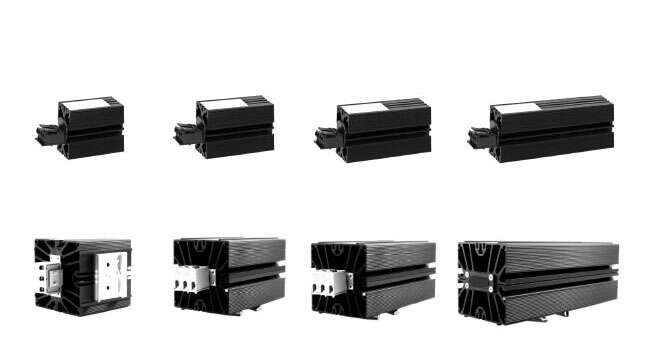 Resistance Heaters Nema UL for Enclosures · Delvalle Box