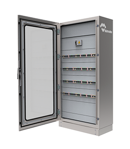 Modular Distribution Compact Cabinets Tribeca IP66 · Delvalle Box