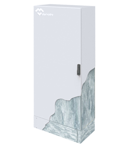 Galvanized freestanding enclosure IP65-66 Tribeca · Delvalle Box