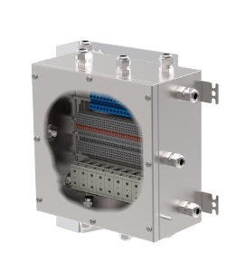 Stainless steel Junction Boxes · Delvalle Box