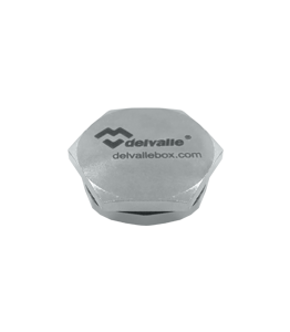 PG Stainless Steel AISI 316 Plug IP68 · Delvalle Box