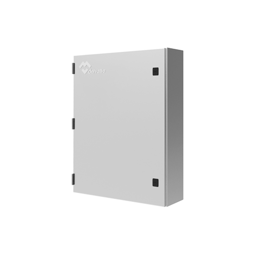 Aluminium Wall Enclosure Luxor IP66 · Delvalle Box