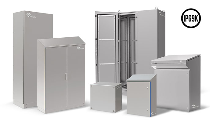 Cabinets and Enclosures IP69K